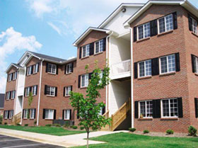 We are a beautiful apartment home community that offers great amenities and atmosphere to our clients.